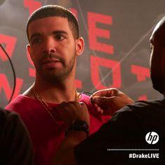HP Presents #DRAKELIVE on RevoltTV - Shocase