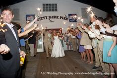 Outer Banks Wedding, OBX Wedding, Destination Wedding, Southern Wedding, Southern Bride, Southern Groom, Preppy Wedding, Traditional Wedding, Kitty Hawk Pier, Kitty Hawk #OuterBanks #destinationwedding #destinationweddings #beachwedding #kittyhawkpier #outerbankswedding #outerbanksbeachwedding