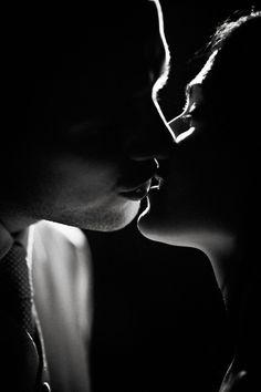 cute. love black and white photos