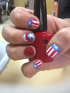 By Theresa Jiannotti at Hello Gorgeous Deptford NJ CND Shellac