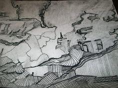 Ana Iacono, Dibujos: Ciudad Subjetiva