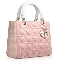 Christian Dior 'Lady Dior' bag, l-o-v-e it.