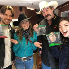 but this is too funny ❤️ How can you not love this cast! Amber looks like she's wondering where her candy is! Heartland Georgie, Heartland Actors, Amy And Ty Heartland, Heartland Quotes, Heartland Ranch, Heartland Tv Show, Heartland Characters, Movies Showing, Movies And Tv Shows