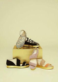 shoes, stine goya