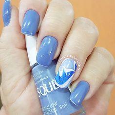"""""""Boa noite meninaaas! Quem ai curte essa técnica de unhas marmorizadas? Quem curtiu?"""" Photo taken by @marrynails on Instagram, pinned via the InstaPin iOS App! http://www.instapinapp.com (07/10/2015)"""