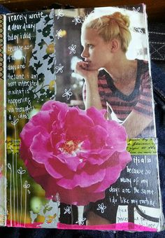 Kelly Kilmer Artist and Instructor: 2 June 2014 Journal Page