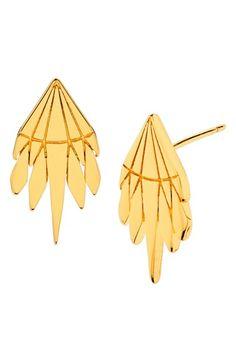 gorjana 'Behati' Stud Earrings available at #Nordstrom