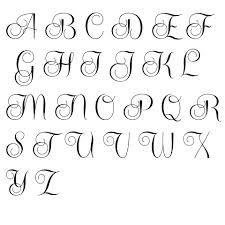 letter fonts - Google zoeken