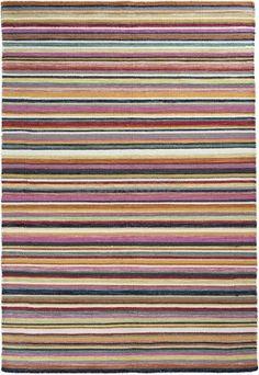 Dywan Plenty Happy - Linie Design - kolorowy w pasy