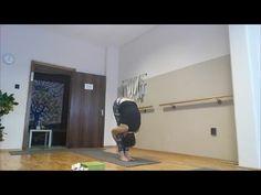 55 perces kezdő jóga- teljes test - YouTube