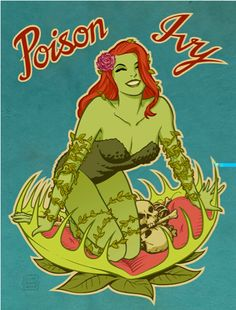 Poison Ivy by Cliff Chiang