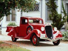 1934 Terraplane K-S Series Pickup Truck