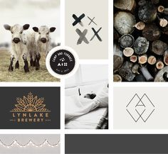 Knitted Goods Moodboard   Curated by Rowan Made