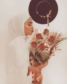 Trendy Ideas For Style Hijab Fashion 2018 Spring Fashion Outfits, Pink Fashion, Fashion 2018, Hijab Fashion, Trendy Fashion, Boho Fashion, Autumn Fashion, Trendy Style, Style Fashion