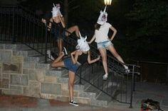 Imagem de unicorn, friends, and grunge