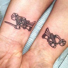 Valkyrie tattoos