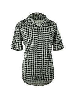 Trailer Park Boys Houndstooth Shirt:  Hard to find for Ricky Halloween Costume