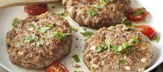 Salmon Burgers, Baked Potato, Great Recipes, Potatoes, Baking, Ethnic Recipes, Food, Party Ideas, Potato