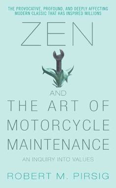 One of the most important and influential books written in the past half-century, Robert M. Pirsig's Zen and the Art of Motorcycle Maintenance is a powerful, moving, and penetrating examination of how