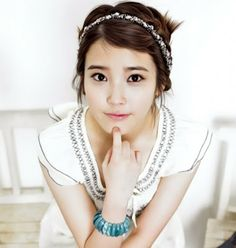 IU - Pure Cuteness | Beautiful Korean Artists