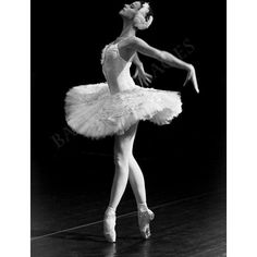 Ballerina Photo in Black White, Russian Dancer Performing the Dying... ❤ liked on Polyvore featuring home, home decor, wall art, ballerina wall art, unframed wall art, photo illustration, ballet wall art and black and white wall art