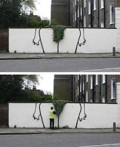 """Jazz Place Radio: photo """"love is in the nature""""  via #fb   What, no grafitti?"""