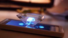 De toekomst is nu. Of bijna. Een tijd waarin we gebruik maken van hologrammen is weer een stukje dichterbij. Met deze tutorial kun je namelijk je eigen 3D-hologram maken met behulp van je smartphone. En er komen geen 3D-brillen aan te pas....