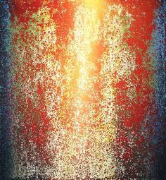 """Saatchi Art Artist Heidi Thompson; Painting, """"A Passionate Dance"""" #art"""