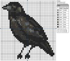 Storybook Weaver – Crow