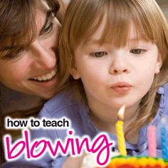 Tips for teaching your child how to blow out their birthday candles Read or Listen http://magazine.parentingspecialneeds.org/publication/?i=377808&ver=html5&p=14