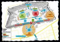 BaBel - Forte Prenestino - MAP-it   general summary map