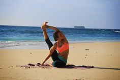 Beach stretch: www.yogalovebylisa.com
