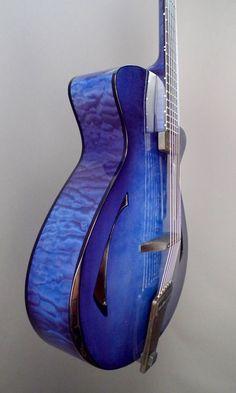2015 Pagelli Guitars The Massari - Archtop Guitar - Pagelli Guitars The Massari