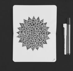 My art , fun , love , doodle , doodles , art , lol , graphic , design , work , mandala , black and white , book , fast , sketch , sketches , wish , draw , drawing , line , lines art