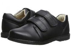 pediped Alex Flex (Toddler/Little Kid/Big Kid) (Black) Boy's Shoes
