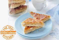 Caramel Macadamia Slice - Best Recipes