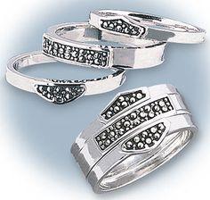 Harley-Davidson® Ring, Stacking