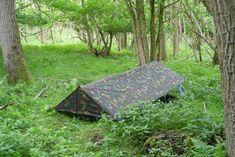 Stealth Camp tarp