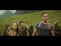 KONG: SKULL ISLAND - IMAX Experience Featurette In theaters March 10, 2017. Starring Tom Hiddleston, Brie Larson, Samuel L. Jackson, John Goodman and John C. Reilly.   Warner Bros. Pictures