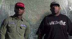 Video: PRhyme (Royce Da 5'9 & DJ Premier) – Raiders of the Lost Art Documentary (Pt. 3)