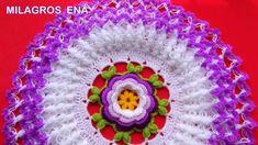 Crochet Crafts, Crochet Doilies, Crochet Flowers, Doily Patterns, Crochet Patterns, Crochet Ideas, Crochet Bedspread Pattern, Barbie, Crochet Baby Booties