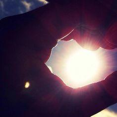 I got the sun