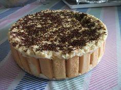 Ha van otthon 3 csomag pudingpor és egy kis babapiskóta, ínycsiklandó tortát készíthetsz belőle! - Ketkes.com Fudge, Tiramisu, Oreo, Deserts, Muffin, Good Food, Food And Drink, Sweets, Baking