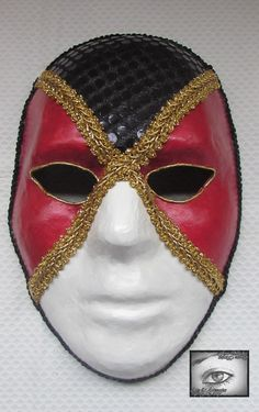 A mask.