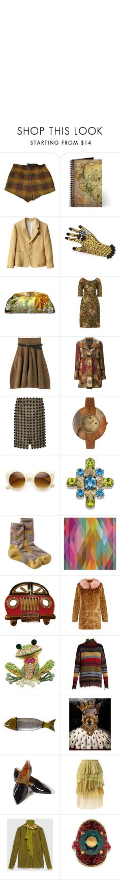 """Untitled #2822"" by dawn-lindenberg ❤ liked on Polyvore featuring Madame A Paris, CA4LA, Beautiful People, Gucci, SABYASACHI, Uroco, Iliann Loeb, Etro, Prada and Sonia Rykiel"