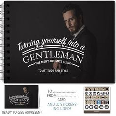 118c399411 Turning Yourself Into A Gentleman The Men Ultimate Guide #commercialization
