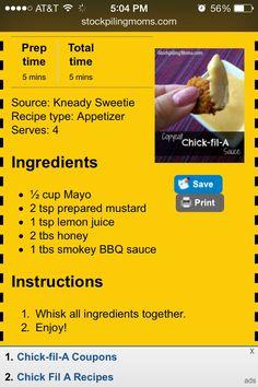 Homemade chick fa la sauce