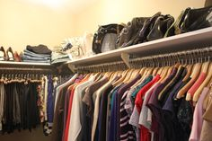 Charmant L Shaped Clothing Rod Closet   Google Search