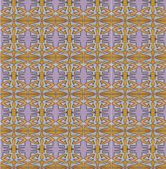 Lindsay Cowles Fine Art — 6914 yellow lilac wallpaper