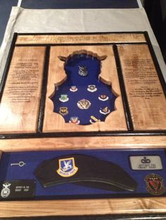 Security forces shadow box